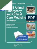 Small Animal Emergency and Critical Care Medicine - Kirby, Rebecca, Rudloff, Elke, Linklater, Drew.pdf