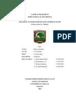 Laporan KBA Isolasi Flavonid dari Kulit Buah Citrus sinensis