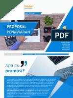 Proposal Penawaran Graphic Web Design Bandung Desain Kreasi