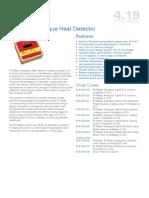 Proreact Linear Heat