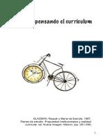 Curriculum Ibarrola