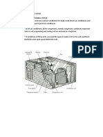 Report Types of Air-conditioning System