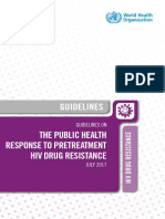 Pretreatment HIV Drug Resistent.pdf