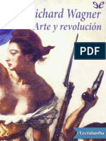 Arte y Revolucion - Richard Wagner