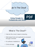 'in the Cloud' Presentation