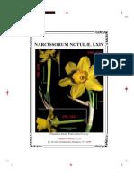 Narcissorum notulæ, LXIV