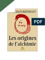 Berthelot Marcellin - Les origines de l'alchimie.pdf