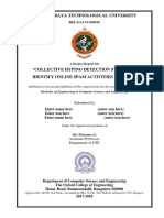 VTU FINAL YEAR PROJECT REPORT Front Pages