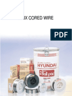 Flux Cored Wiire