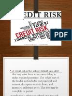 Credit Risk 2