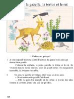 07 Le Corbeau La Gazelle La Tortue Et Le Rat