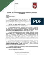 Modelo de Certificación de Ingresos PN