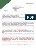 2019 13 Febbraio Corte Dei Conti Deliberazione 40 2019 Prsp Fornire Documenti Debiti Fuori Bilancio Lo Bianco Lo Jacono Entro 4 Marzo Adunanza 12 Marzo 2019