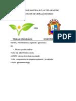 agrometereologia