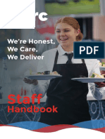 Arc Staff Handbook May 2019
