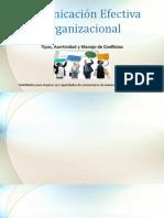 Taller - Comunicación Efectiva Organizacional
