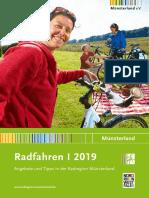 Katalog Radfahren Muensterland 2019
