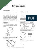 IV Bim. 3er. año - GEOM. - Guia Nº 1 - Circunferencia I.doc