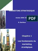 Fondements Du Marketing Stratégique