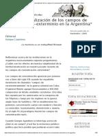 La Institucionalización de Los Campos de Concentración-exterminio en La Argentina_ _ Topía