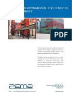 PEMA IP2 Energy and Environmental Efficiency in Ports and Terminals