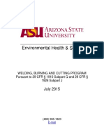 Welding Cutting Program