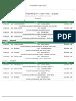 Torneio Ext Juniores C I Div Honra Futsal Calend Rio