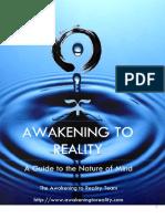 Awakening to Reality