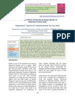 Book on Mushroom Units in Himachal Pradesh