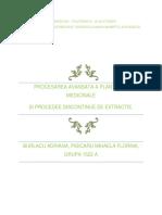 Plante Medicinale, Proiect PSM.