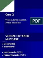 Viroze cutaneo-mucoase