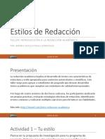 1-estilosderedaccin-170801174819