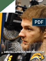 Buffal Sabres 2007-2008 Media Guide
