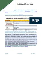 vor irb application form final