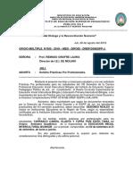 OFICIO Practicas Inicial VIII MOLINO