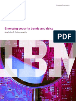 Emerging Security Trends and Risks Executive Report