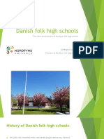 Danish Folk High Schools