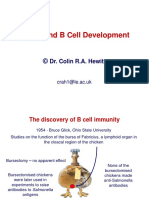 Topic 3 B cell development.ppt