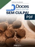 eBook Doces Saudáveis 9581524