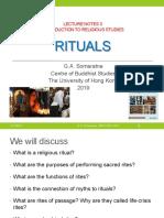 Soma2019 Rel 3 Rituals