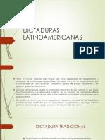 Dictaduras Latinoamericanas Primera Parte