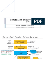 LogicSynthesis-Synopsys