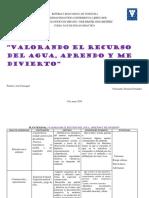 Secuencia Didactica Fed Prof Carrasquel
