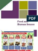 Food and Human Senses