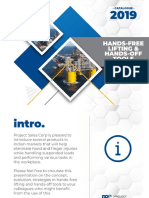 PSC Hands-Free Product Catalogue - 2019