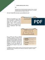 Nociones basicas de permeabilidad