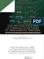 Ordenamiento Territorial Metodologia