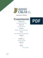 Personalidad de Adif Hitler PDF