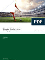 Winning Cloud Strategies GBE03890USEN