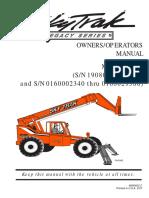 2013 Spyder ST Owners Manual | Manual Transmission | Throttle